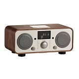 AULUXE New Breeze Wood [AW3021W] - White - Speaker Bluetooth & Wireless